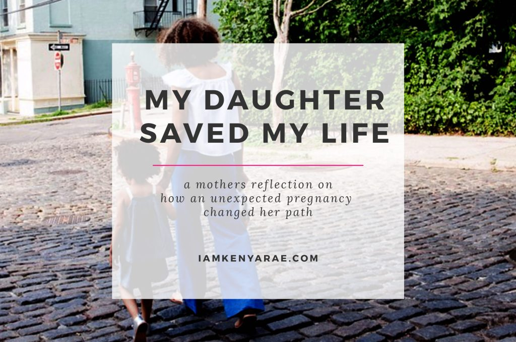 Thankful | My daughter saved my life