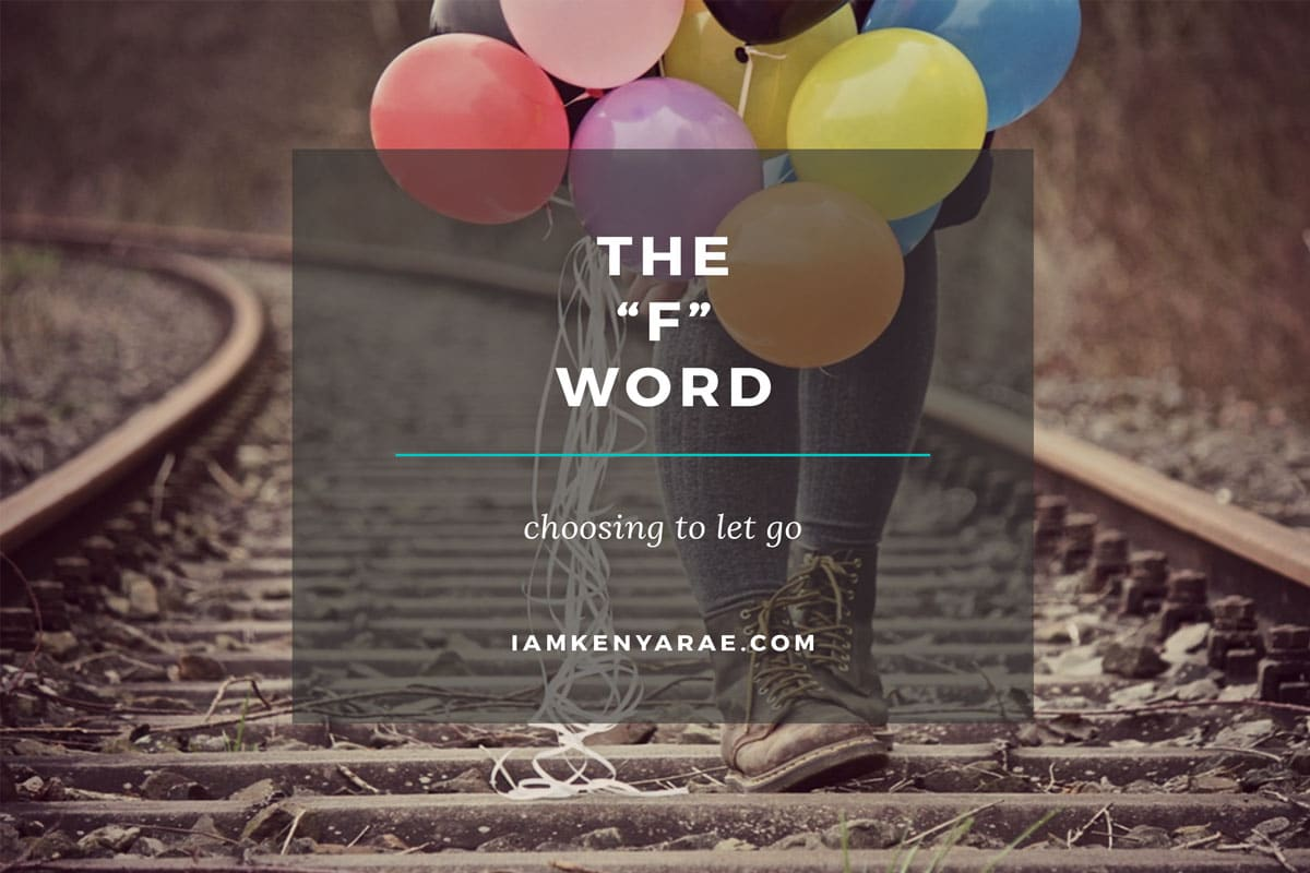 the-f-word forgiveness