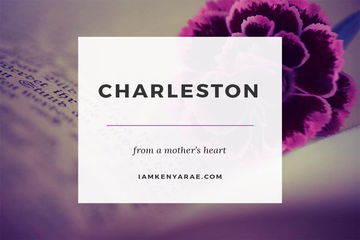 charleston from a mothers heart