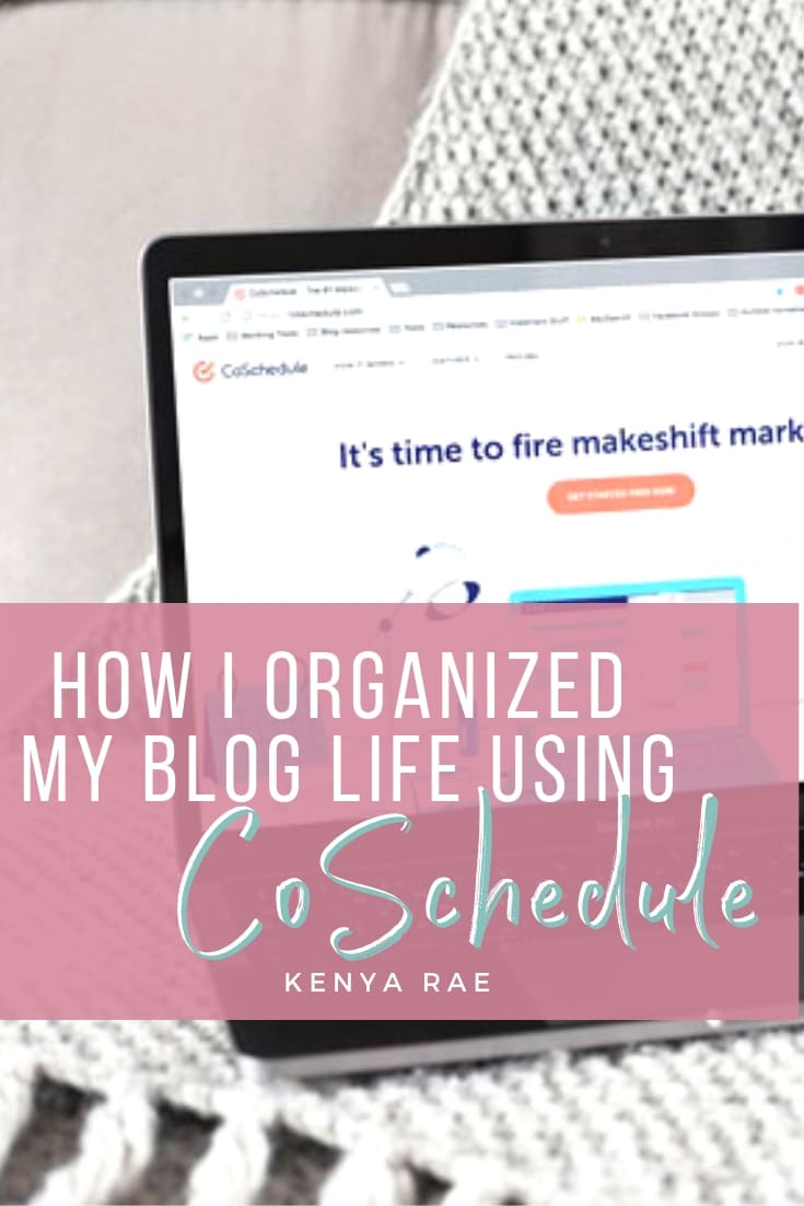 How Coschedule Has Organized My Blog Life Trying to manage content creation and marketing can be overwhelming.  But it doesn't have to be.