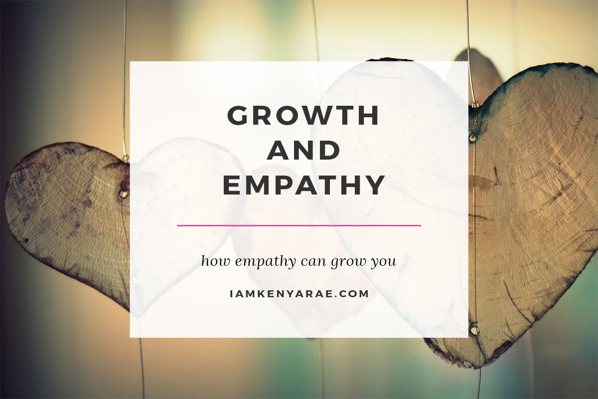 growth and empathy