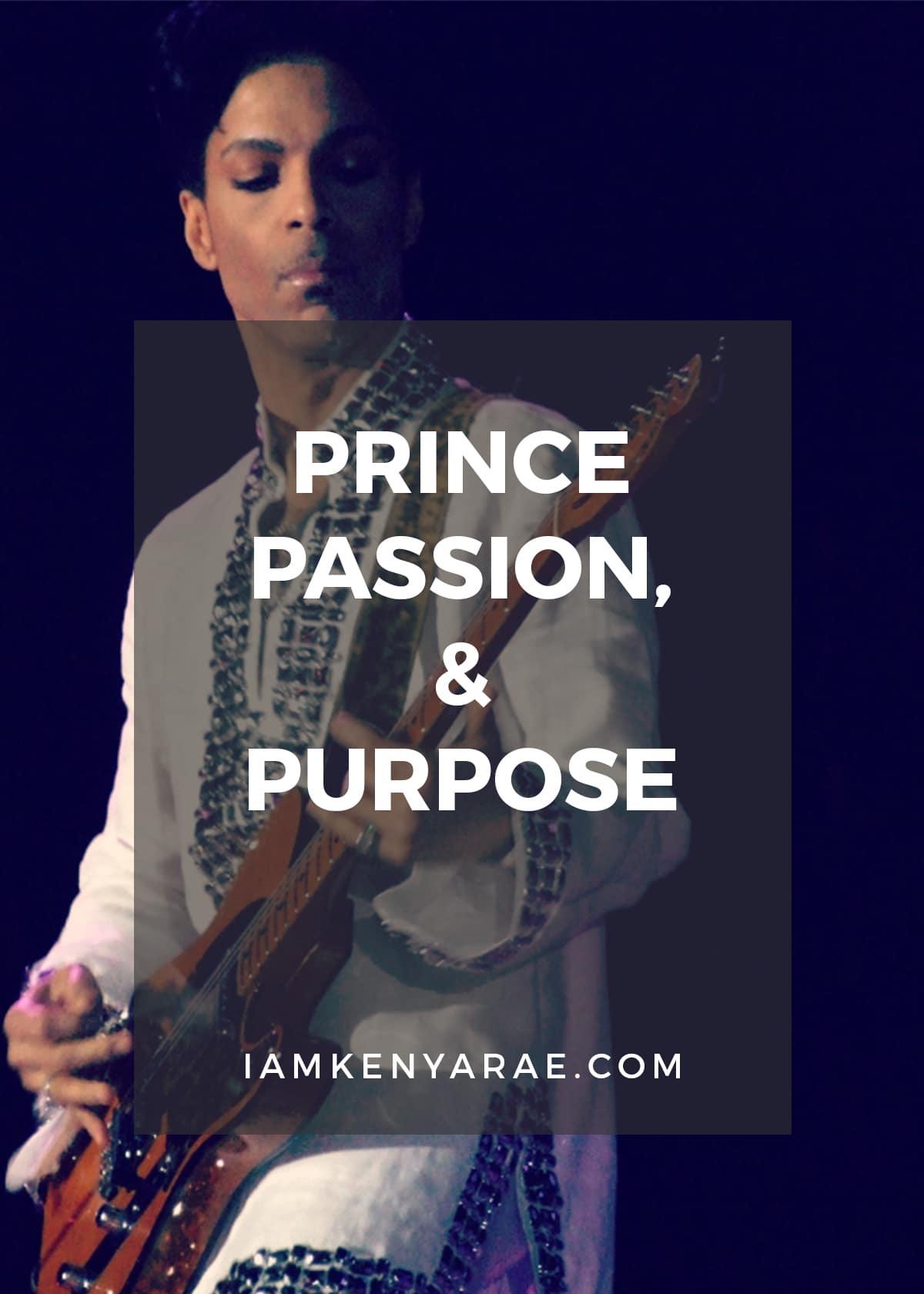 prince passion purpose