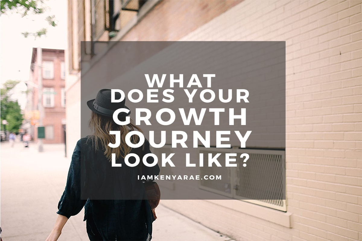 what does your growth journey look like