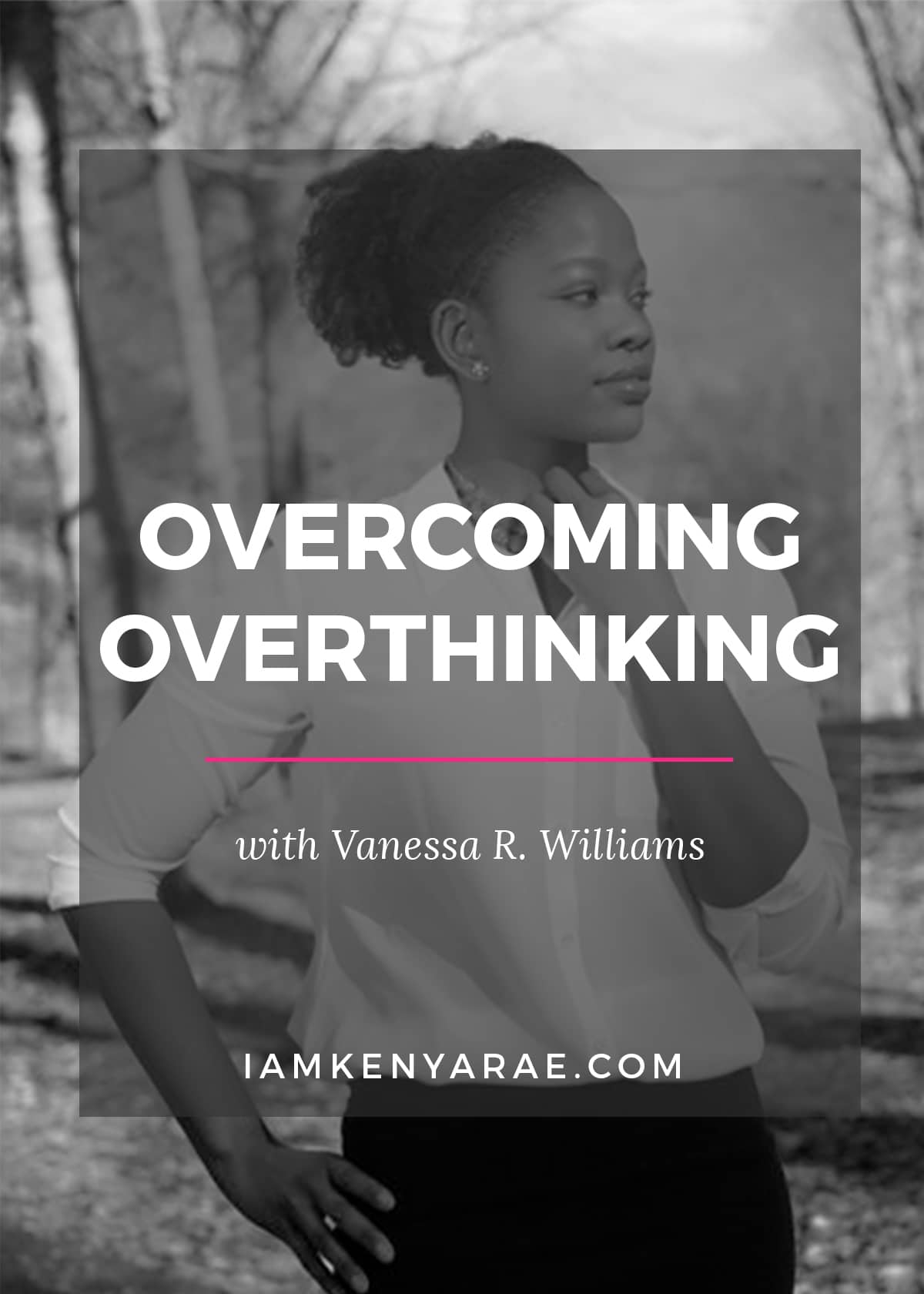 overcoming overthinking