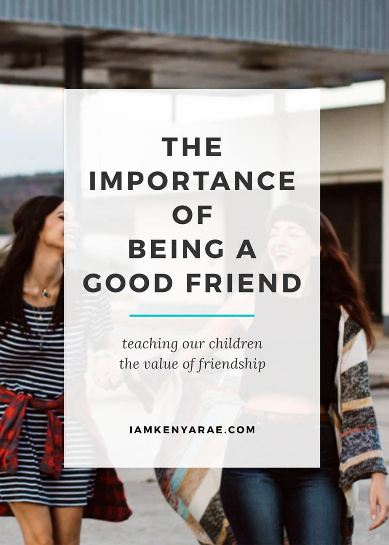 learning friendship