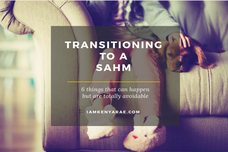 6 Things That Can Happen When You Become A SAHM