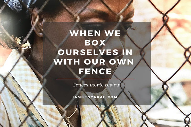Boxed In By Your Own Fence