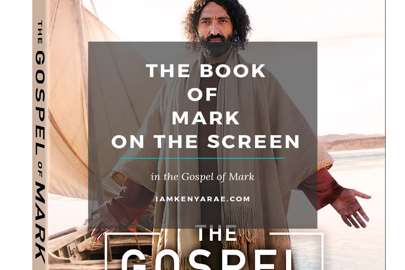A Visual Representation of Words [ Gospel of Mark Movie Review ]