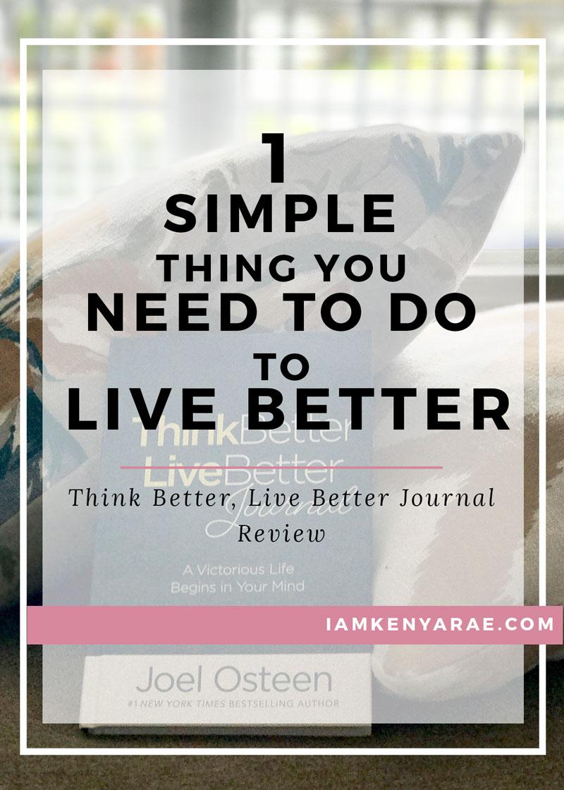 Think Better LiveBetter