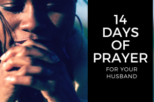 14 Day Prayer Challenge