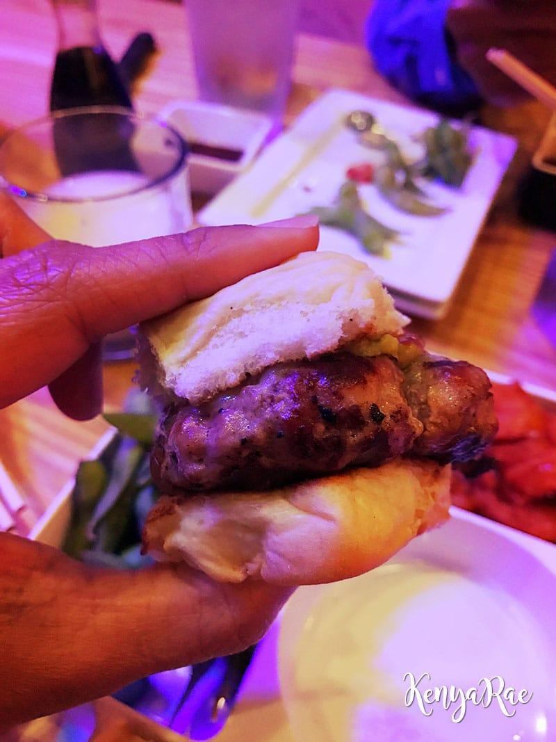 cowfish mini burger