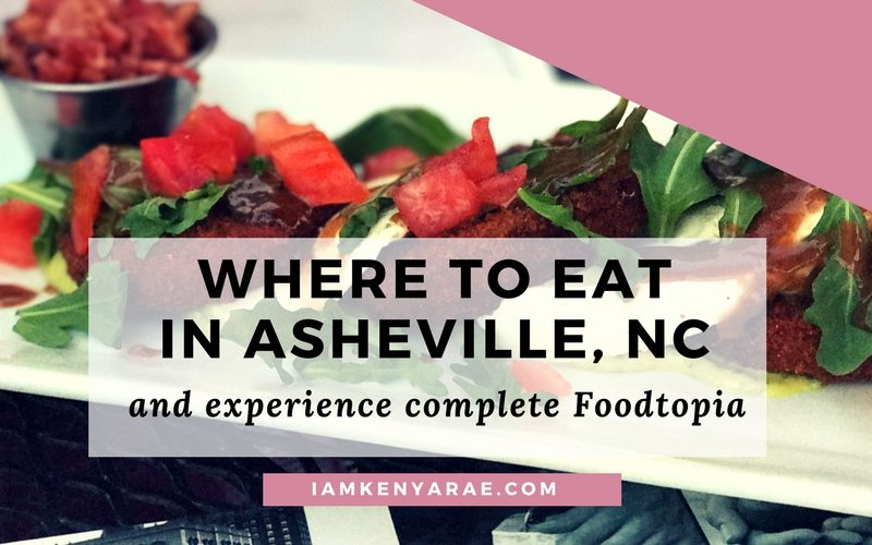 Where to Eat in Asheville, NC