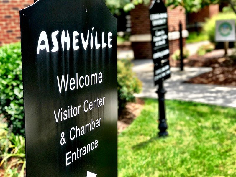 Asheville Welcome Center