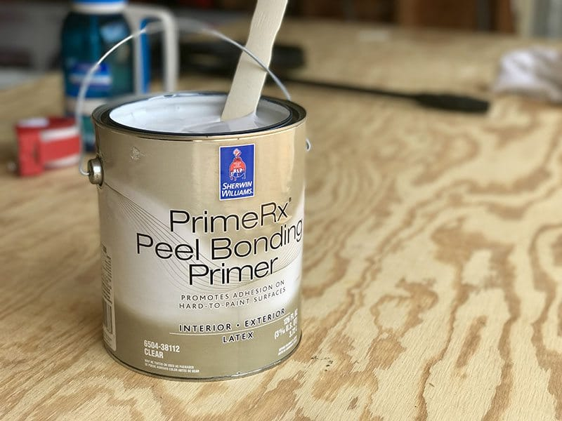 Sherwin Williams Prime RX Peel Bonding Primer