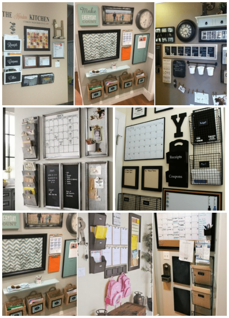 Pinterest Command Center Collage