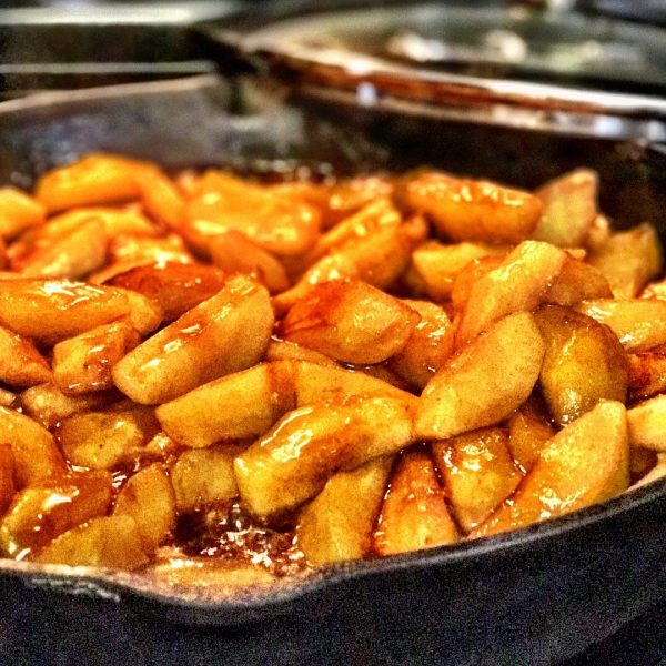 Amazingly Delicious Fried Apples
