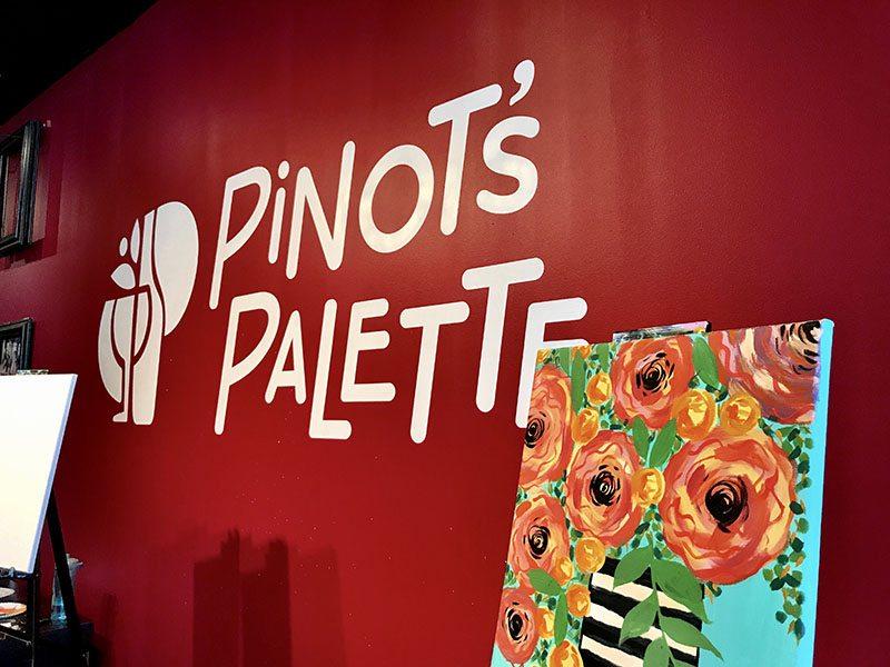 Pinots Palette Studio Apex