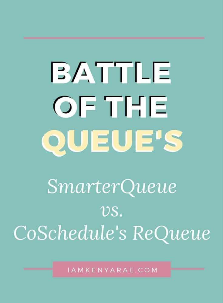 SmarterQueue versus ReQueue