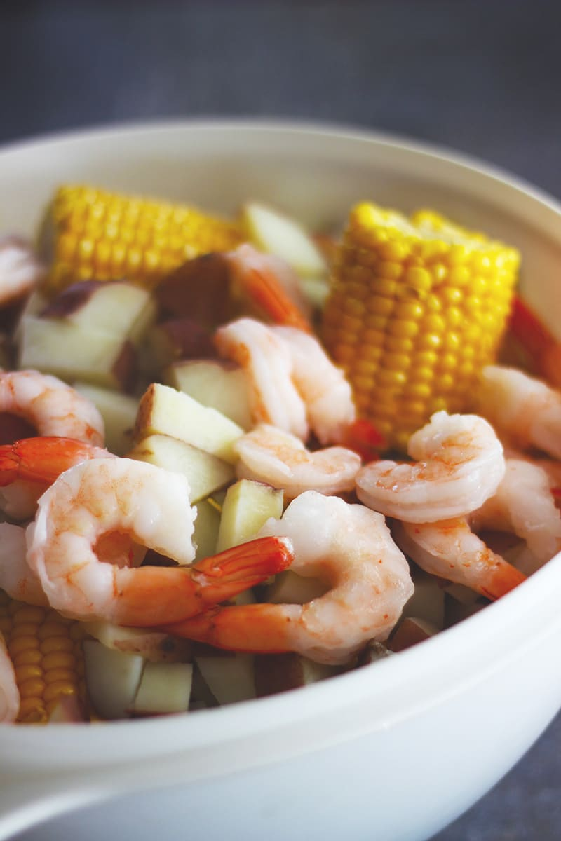 shrimp boil ingredients