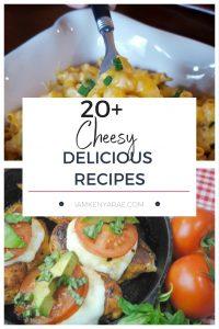20+ Cheesy Delicious Recipes