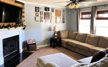 imperfect home tour living room