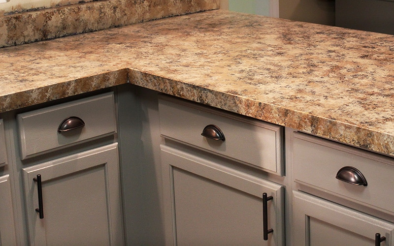 Giani Granite Chocolate Brown Painted Countertop