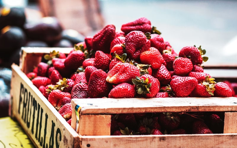 strawberry recipes perfect for strawberry picking season