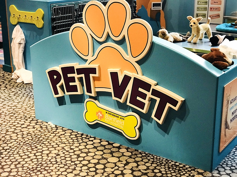 Pet Vet by Banfield Pet Hospital at Marbles Museum