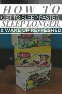 how to get to sleep faster,sleep longer,&wake up refreshed