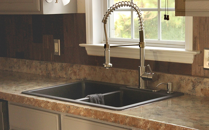 Build.com Miseno Faucet & Sink
