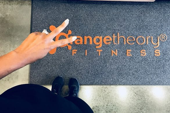 OrangeTheory Workout
