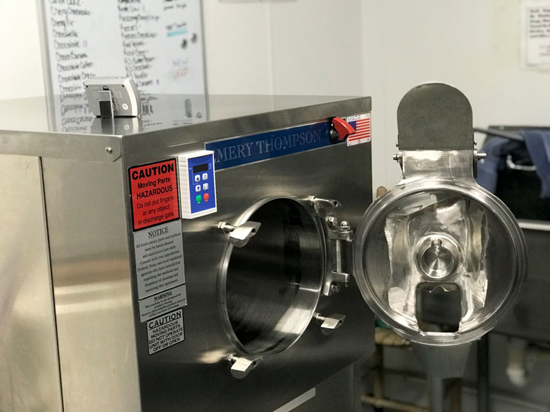 industrial ice cream machine