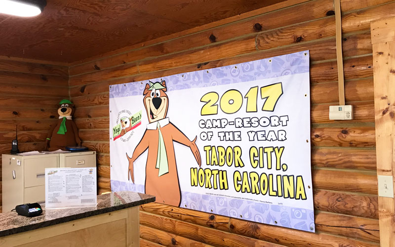 daddy joe's tabor city, NC 2017 camp resort of the year