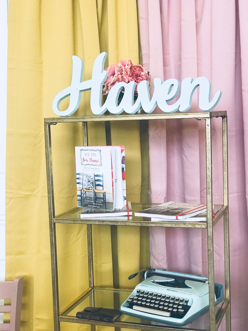 What My Attendance at Haven 2018 Taught Me About Me I am beyond grateful for the experience at @HavenConf 2018. It has given me some new tools in my toolbox both literally and figuratively speaking.