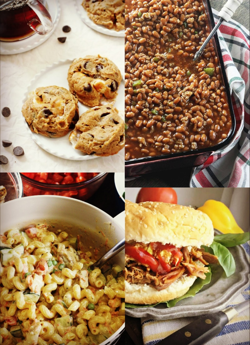 16 Labor Day Recipes For All Taste Preferences A variety of 16 recipes perfect for the Labor Day picnic, BBQ or family dinner. #laborday #bbq #labordayrecipes #bbqrecipes #familyrecipes #picnicrecipes