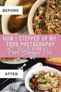 How I Stepped Up My Food Photography