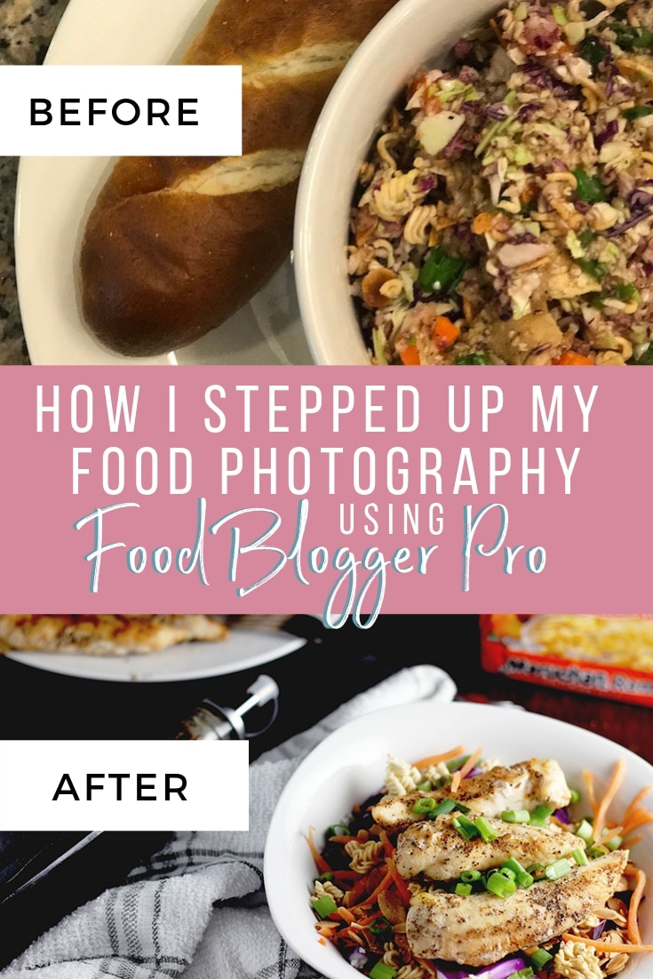 How I Stepped Up My Food Photography Using Food Blogger Pro FBP has been largely instrumental in the improvement of my food photos. #foodphotography #prettypictures #foodbloggerproreview