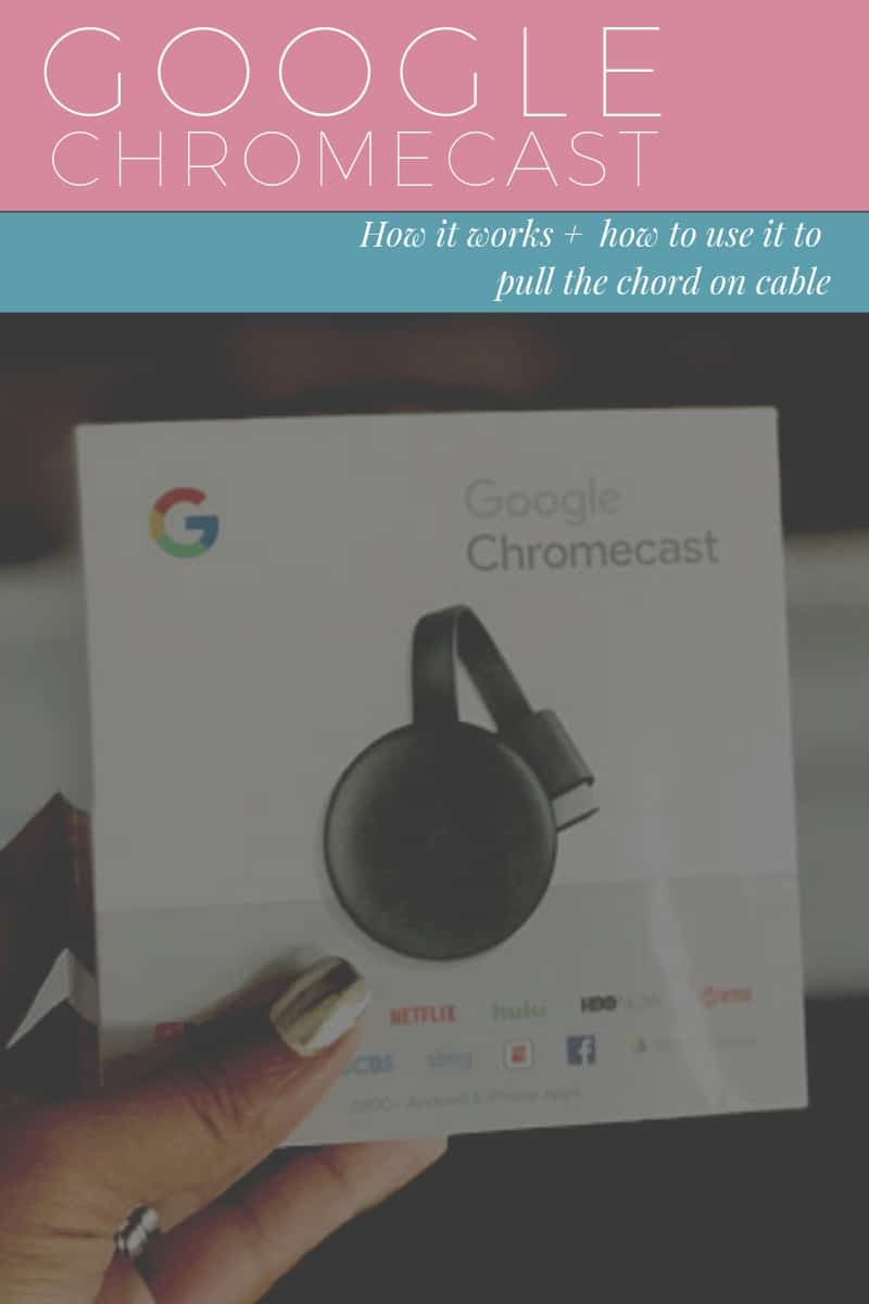 What does Google Chromecast do?  Do you need a smart TV to quit cable? And how those two questions are related, along with the answers to them.