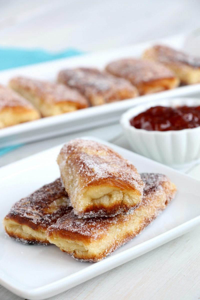 Peanut Butter Jelly Roll up Recipe