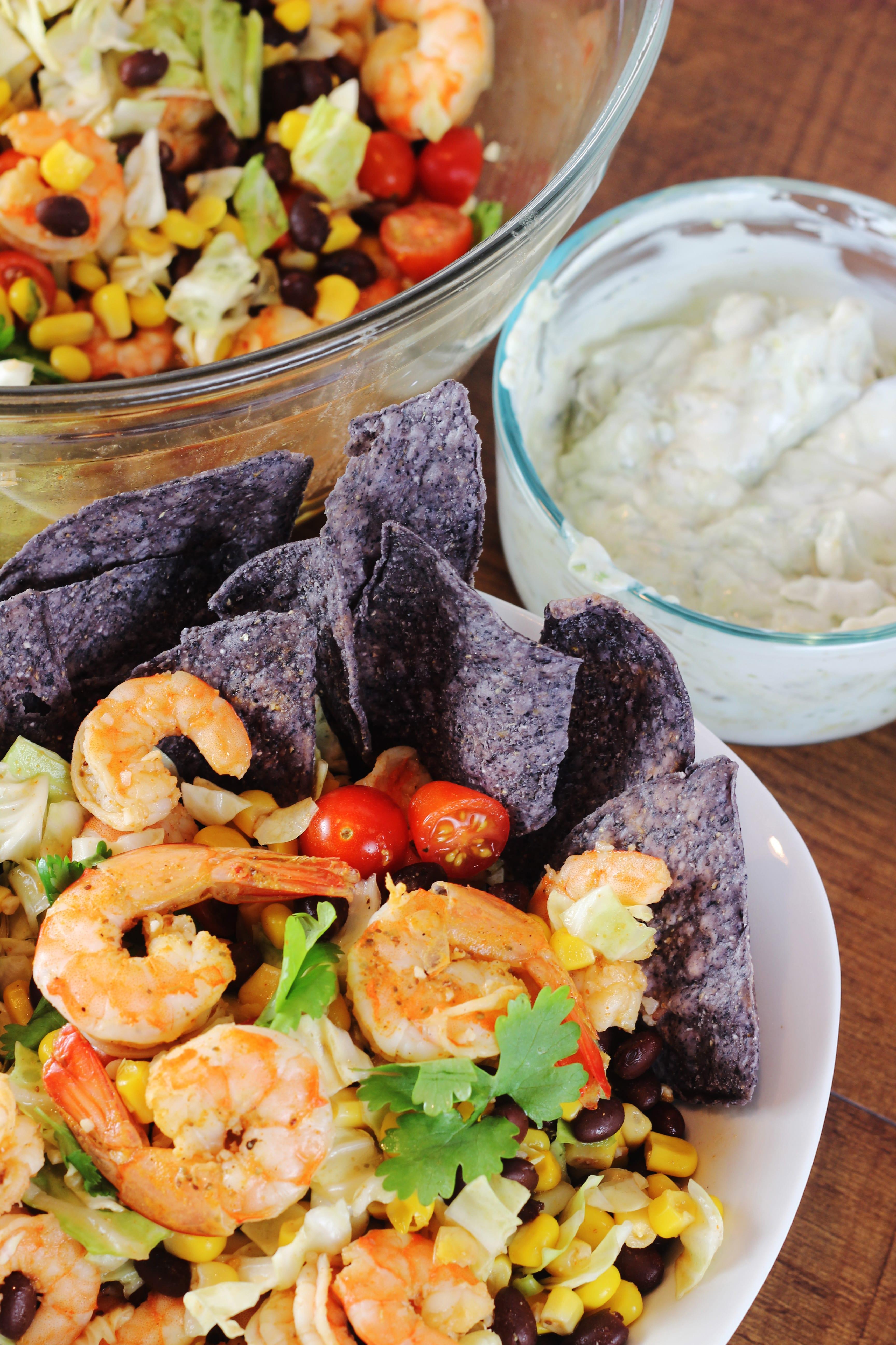 southwest taco salad
