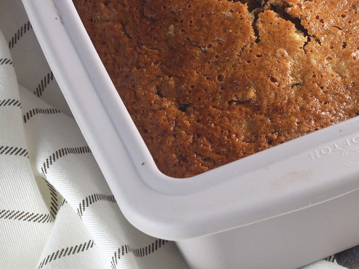 So So Moist Zucchini Bread