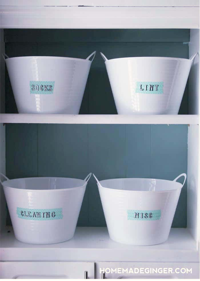 DIY Storage Containers