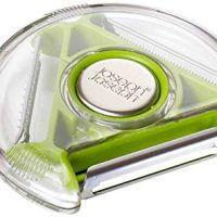 Rotary Vegetable Peeler with 3 Blades