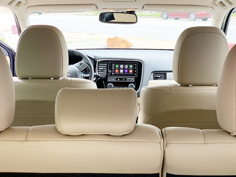 The Budget-Friendly, Modern 2019 Mitsubishi Outlander