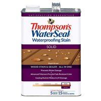 THOMPSONS WATERSEAL Solid Waterproofing Stain, Maple Brown