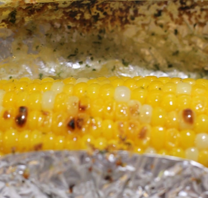 Grilled Corn On The Cob In Foil Easy Grilled Vegetable!