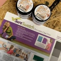 How To Use Sure Swatch Peel and Stick Paint Samples