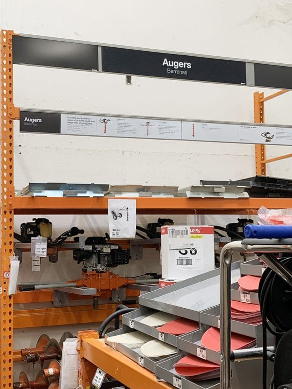 renting power tools at home depot