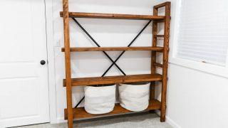 West Elm Knock-Off Bookshelf