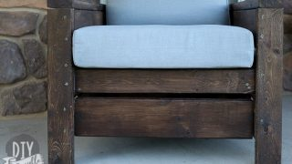 DIY Outdoor Porch Chairs